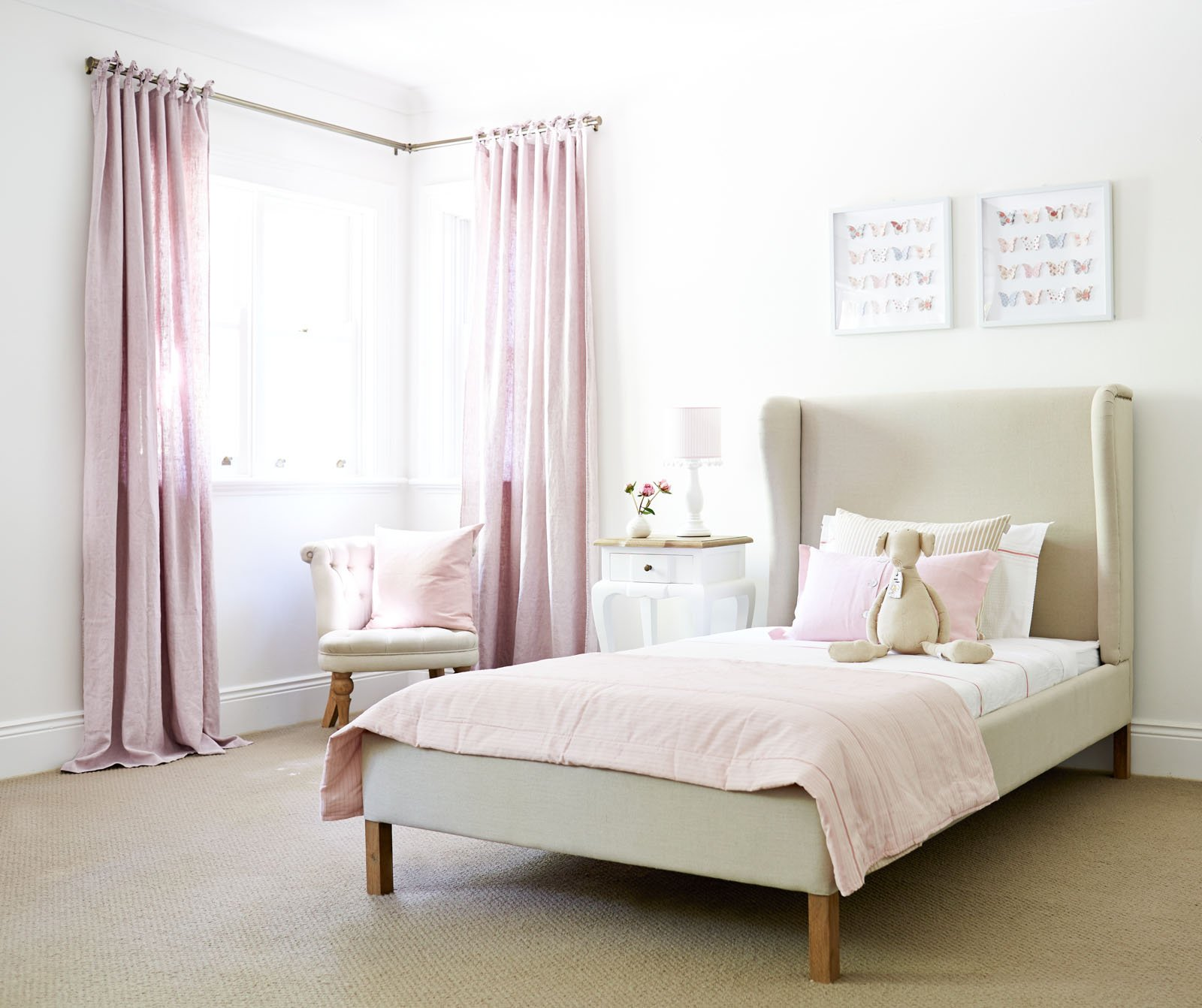 Modern French Provincial Bedroom Interview With The Beautiful Online Retailer Lavender Hill