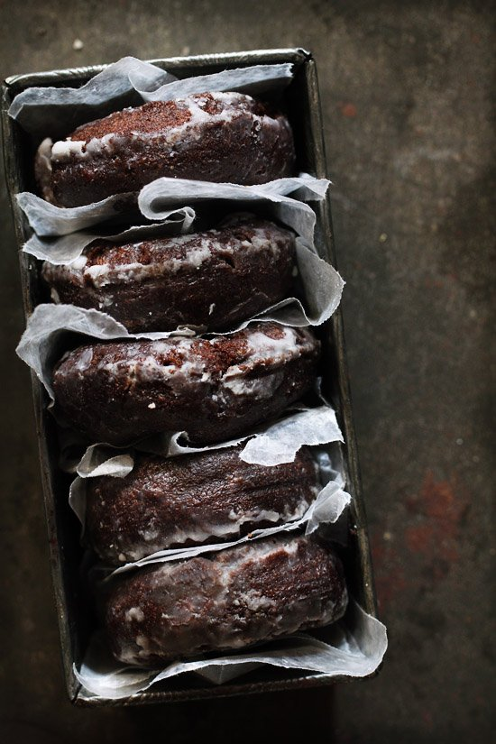 chocolate doughnut recipe
