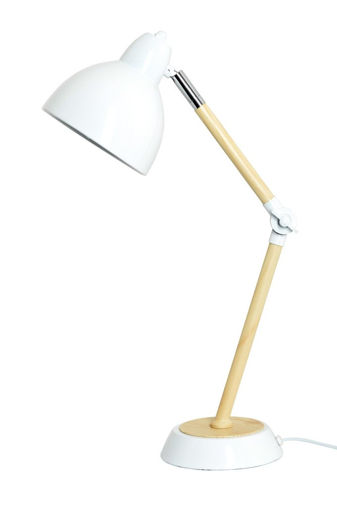 Boathouse Lamp $59 White