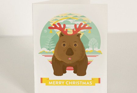 XMAS_cards_Single_WOMBAT_SQ