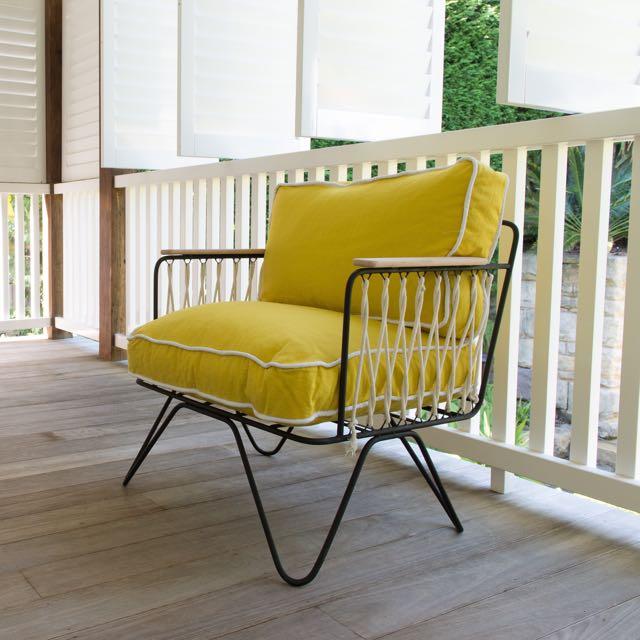 Croisette yellow profil