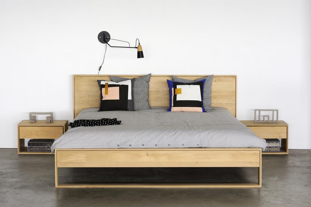Oak Nordic II bedroom