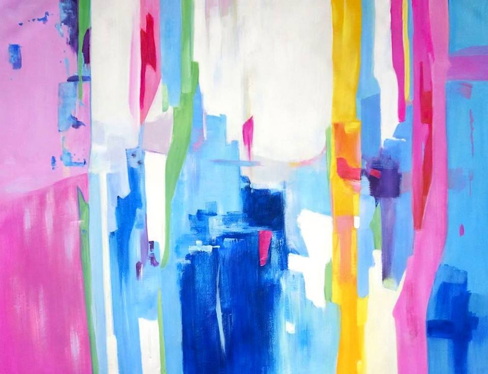 Affordable and beautiful abstract paintings in Melbourne and Sydney