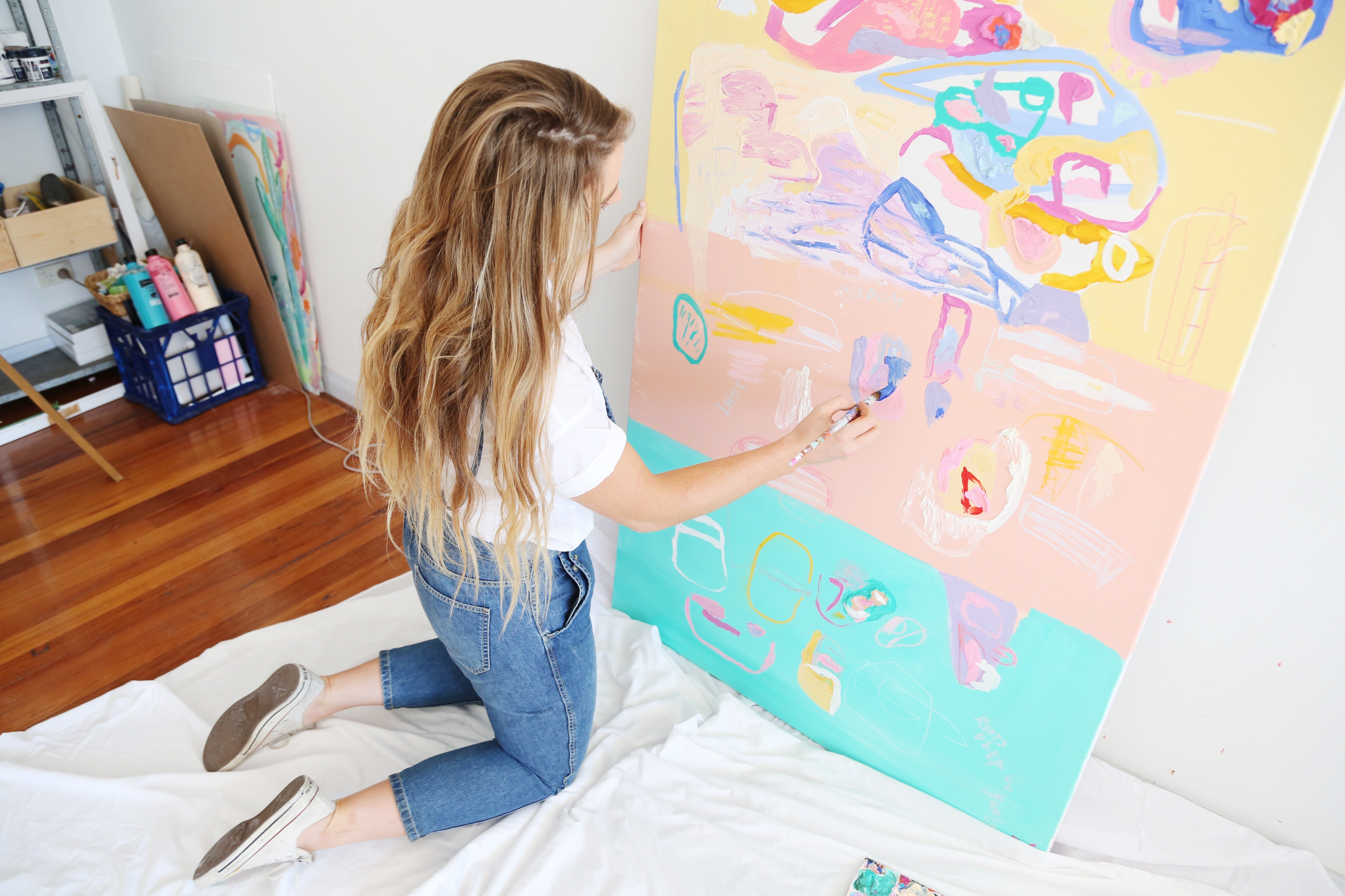 Five Minutes With Artist Bonnie Gray Get In My Home