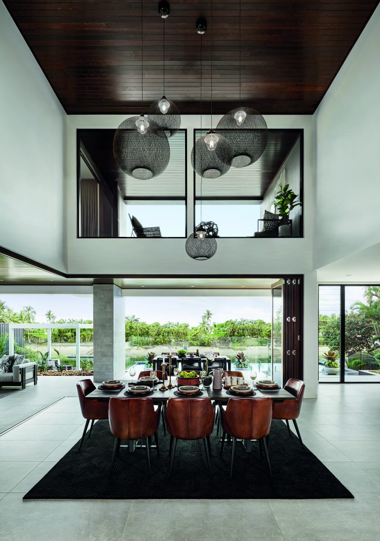 A Distinctly Modern Home With Natural Luxury Get In My Home
