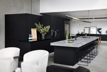 Caesarstone Reveals The Dark Art of Drama in the Kitchen